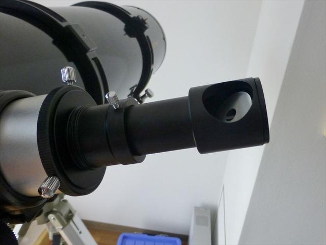 セレストロンC8-N 初めての光軸調整