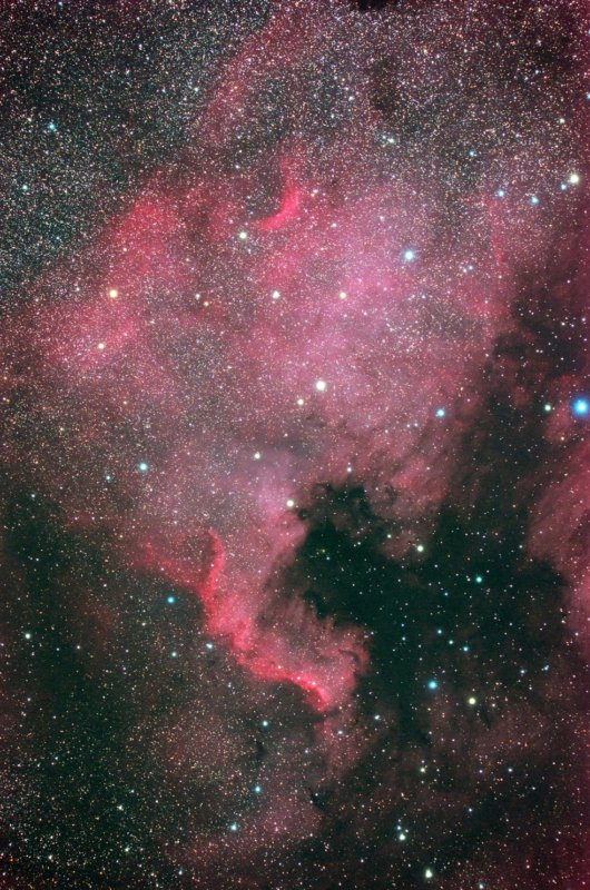 NGC7000 北アメリカ星雲