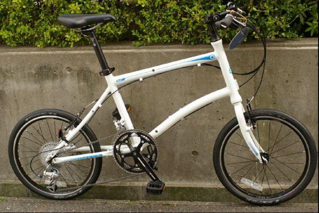 折り畳み自転車が欲しいのだ!