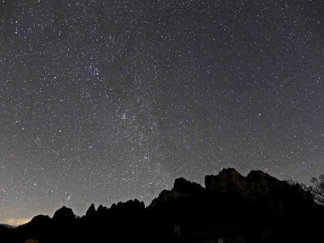 初撮りはダブル銀河!M81&M82