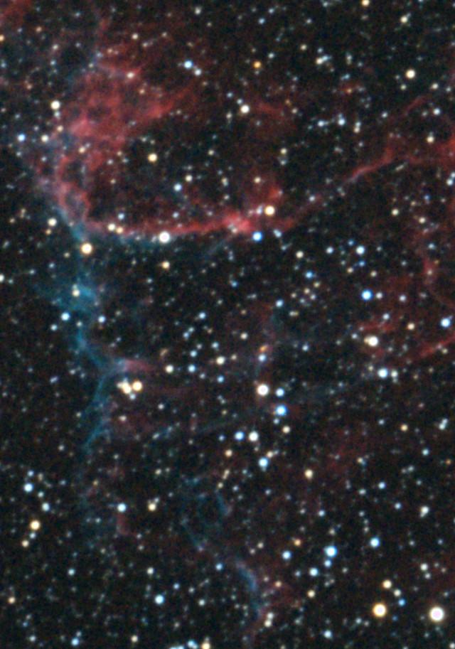 ポタ赤+小口径で撮る銀河 M51(子持ち銀河)
