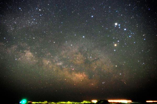 海から昇る天の川を求めて 星見ツーリングin伊豆下田